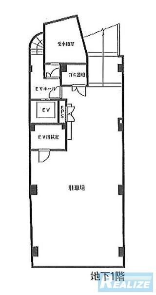 中野区弥生町の賃貸オフィス・貸事務所 アイルイン弥生町