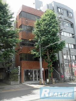 新宿区下落合の賃貸オフィス・貸事務所 鈴木ビル