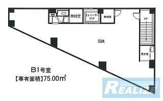 渋谷区本町の賃貸オフィス・貸事務所 エフビル