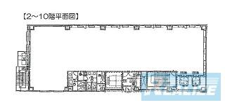 中央区日本橋堀留町の賃貸オフィス・貸事務所 堀留THビル