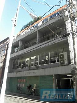 台東区三筋の賃貸オフィス・貸事務所 第二大津ビル