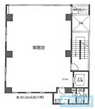 文京区本郷の賃貸オフィス・貸事務所 日本パルスモータービル