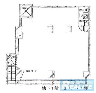 新宿区西新宿の賃貸オフィス・貸事務所 パークスクエア西新宿