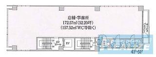 世田谷区太子堂の賃貸オフィス・貸事務所 (仮称)三恵ビル