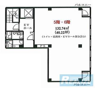 豊島区高田の賃貸オフィス・貸事務所 三成東京本社ビル