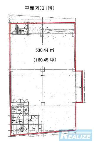 世田谷区経堂の賃貸オフィス・貸事務所 (仮称)経堂1丁目ビル
