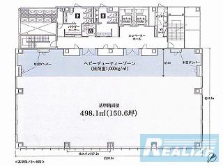 港区虎ノ門の賃貸オフィス・貸事務所 NCOメトロ神谷町