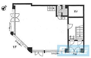 北区田端の賃貸オフィス・貸事務所 パレ ラ プラージュ