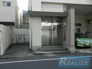 新宿区新小川町の賃貸オフィス・貸事務所 日本郵便輸送新小川町ビル