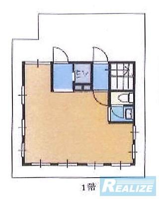 目黒区中町の賃貸オフィス・貸事務所 筍坊ビル