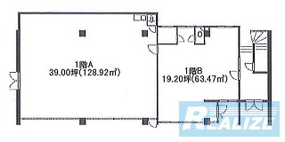 墨田区太平の賃貸オフィス・貸事務所 スズキビルディング