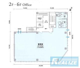 中央区日本橋小伝馬町の賃貸オフィス・貸事務所 日本橋F BUSINESS CUBE
