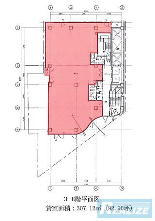 豊島区西池袋の賃貸オフィス・貸事務所 メトロシティ西池袋