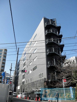 中央区築地の賃貸オフィス・貸事務所 THE TERRACE TSUKIJI