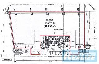 渋谷区神南の賃貸オフィス・貸事務所 PARKWAYSQUARE 3