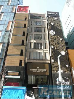 中央区銀座の賃貸オフィス・貸事務所 isg BUILDING