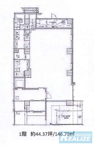 千代田区猿楽町の賃貸オフィス・貸事務所 (仮称)L.Biz水道橋