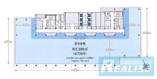 港区西新橋の賃貸オフィス・貸事務所 新橋田村町地区市街地再開発事業