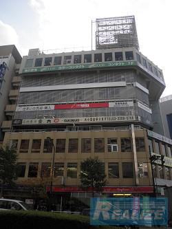 高田馬場地下鉄名店ビル