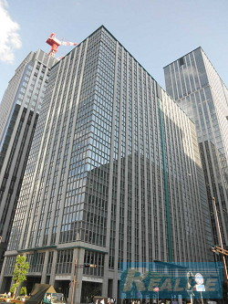 丸ノ内トラストタワーN館